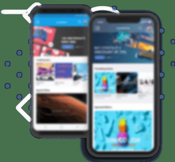 phone app img