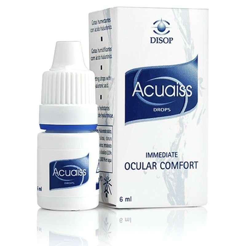 Acuaiss lágrima artificial con ácido hialurónico Disop 6ml