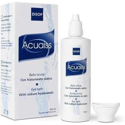 Acuaiss Limpieza ocular con ácido hialurónico Disop 100ml