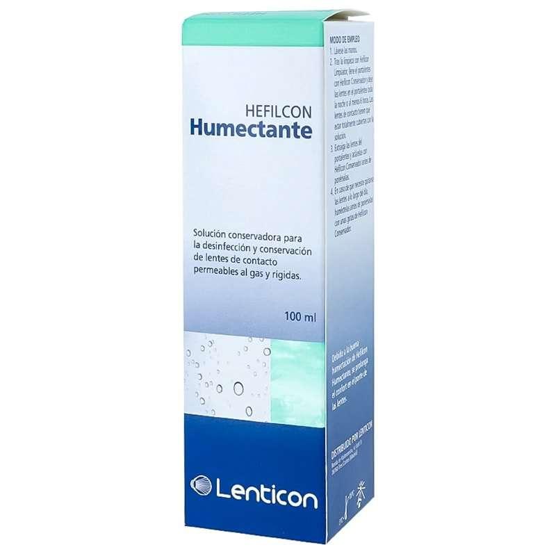 Hefilcon Humectante Lenticon 100ml