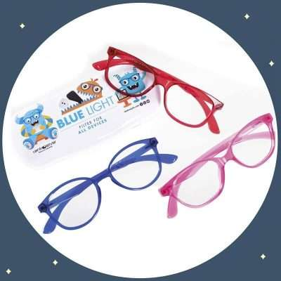 Gafas Filtro Luz Azul Pantalla Digital Infantil CentroStyle 1 par