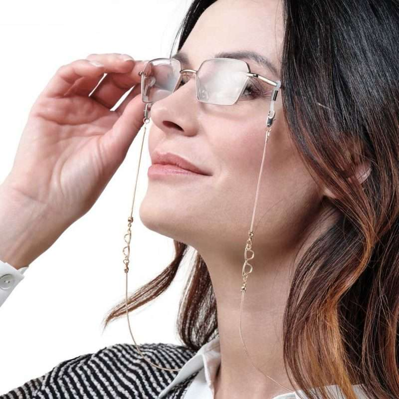 Cadena para Mascarilla y Gafas Tallin CentroStyle
