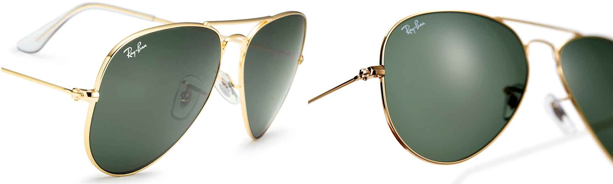 Ray-Ban Aviator Classic Verde RB3025/RB3044