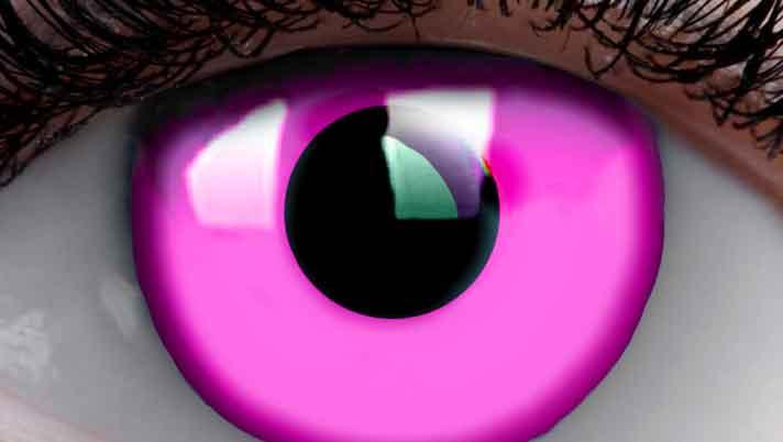 rosa-fluorescente